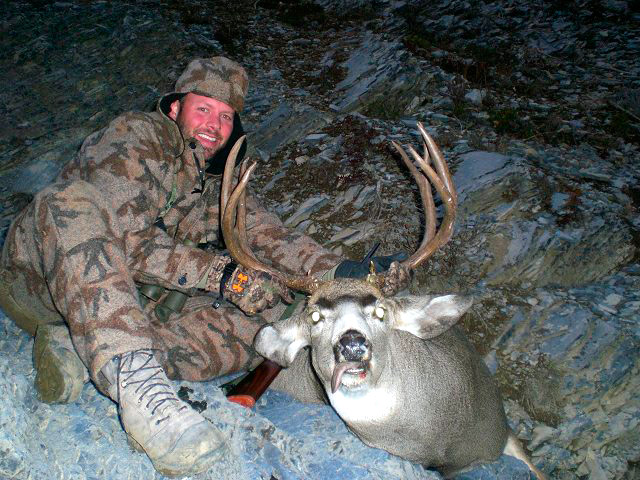 British Columbia hunt image
