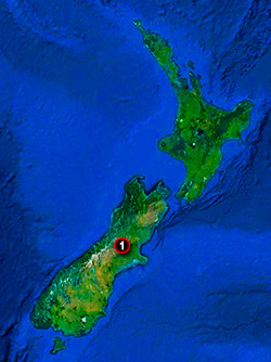 New Zealand hunts image